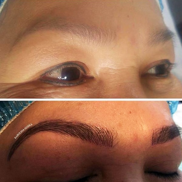 Designer Brows Portfolio